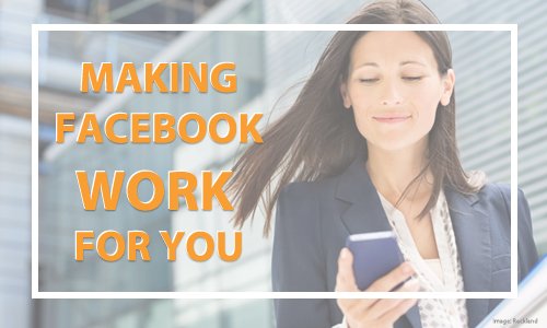 Facebook Tips for Business & Personal Use.