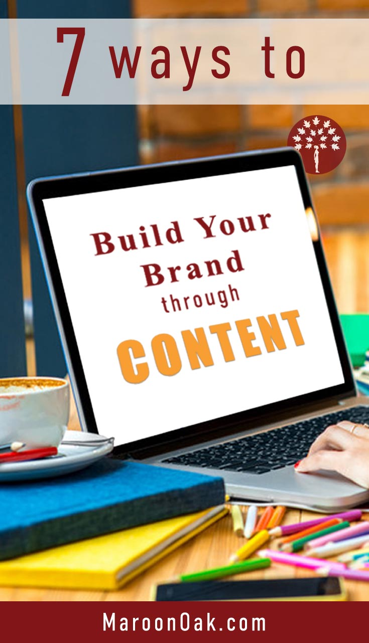 Today, our skills and services are undifferentiated in the minds of our audience. We all need to stand out! So how do you Build your Brand with Content?