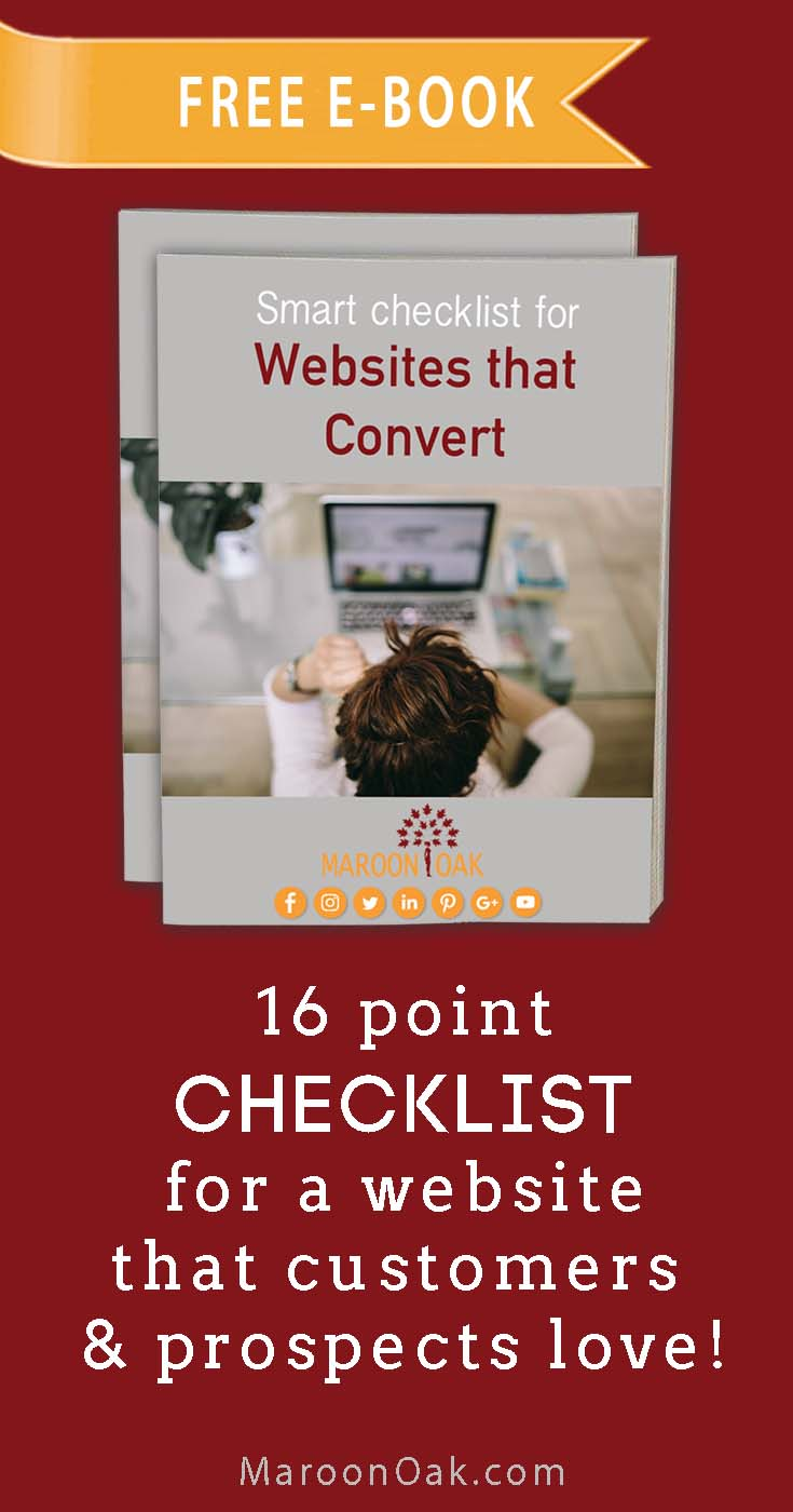 Does your website invite visitors to browse, explore, buy or join? Or does your content, layout and lack of info turn them away? Get this awesome e-Book to learn what works and what's hurting your business. Plus, valuable ideas, examples and links.