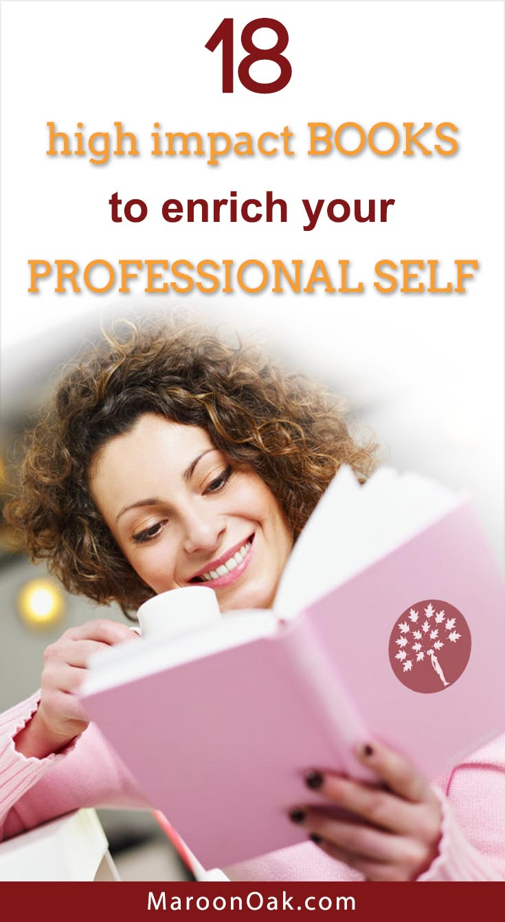 A good book is one of the best investments you will make in your success. Check out these recommendations and reasons from top professionals on high impact books to enrich your professional self.