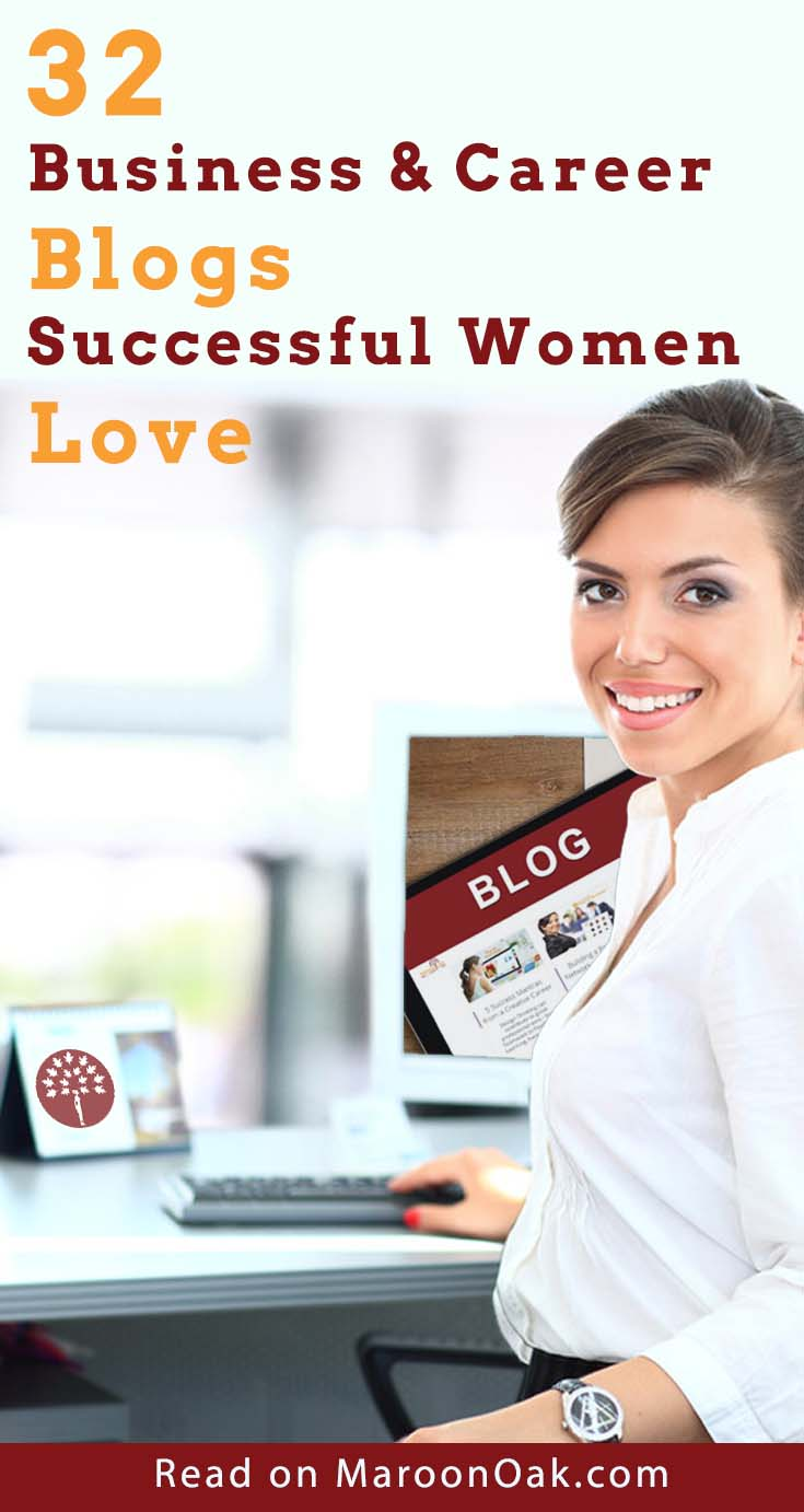 Good blogs can help you find answers & ways to win. From entrepreneurship to empowerment, learn about the 32 business & career blogs successful women love.