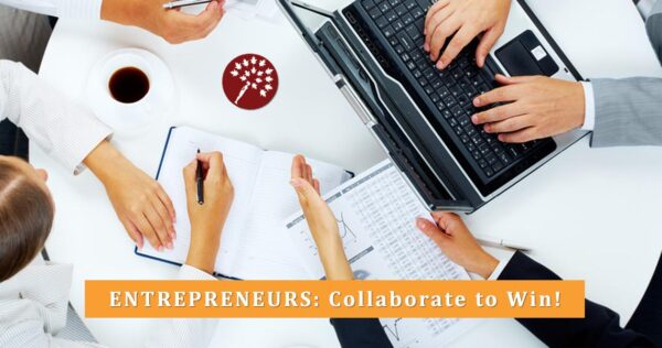 14 great ways Entrepreneurs collaborate to win