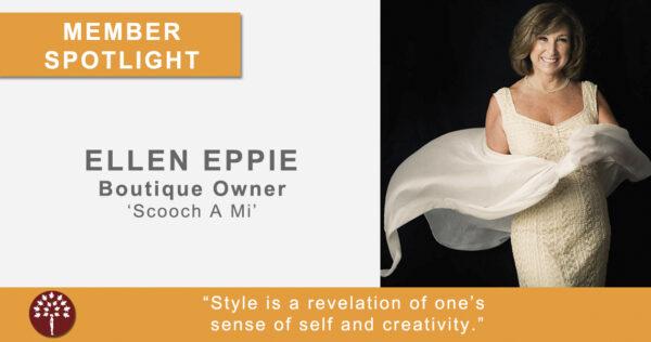 Member Spotlight on Ellen Eppie