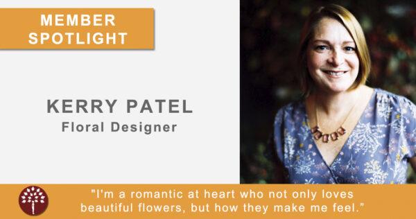 Member Spotlight - Kerry Patel