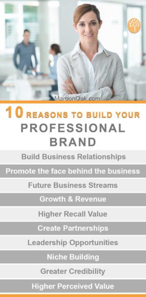 It's not optional for Entrepreneurs anymore - know & leverage these 10 Powerful Reasons for Brand Building and the compelling short and long term benefits.