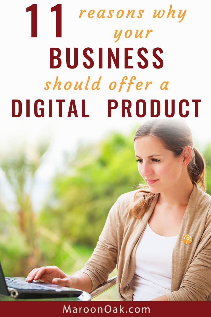 Offering quality digital products like lead magnets, opt-ins & content upgrades is great business sense! Here are 11 compelling reasons why your business needs to offer a free digital product.