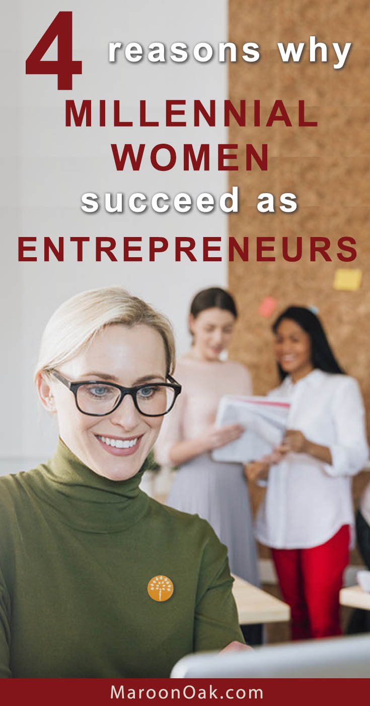 Find out the 4 awesome qualities that set Millennial Women Entrepreneurs apart from the rest and make them successful?