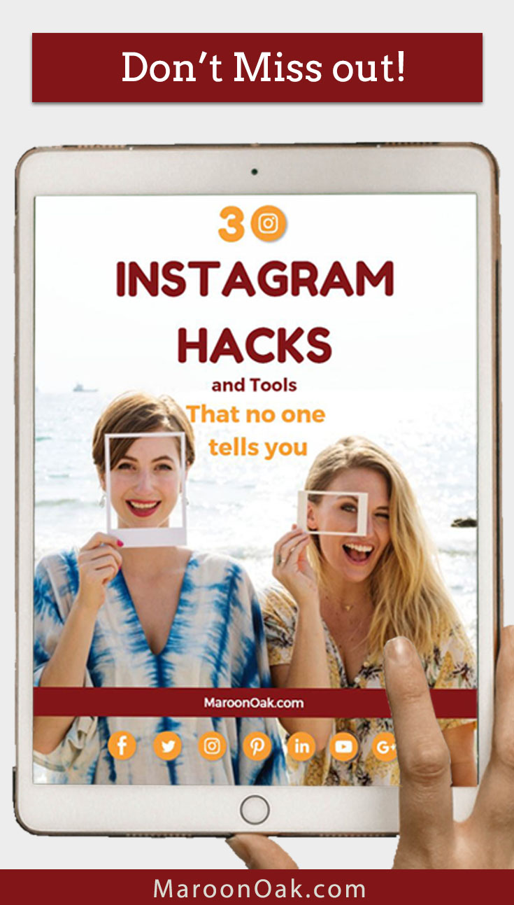 Power users on Instagram boost their visibility and traffic with simple yet super effective tricks & tactics. Get the best 30 Instagram for business hacks!