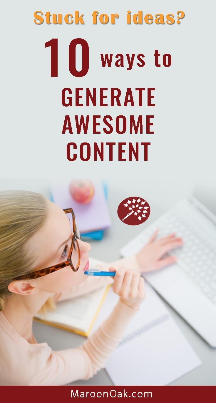How do you come up with topics for creating content that sits at the intersection of your business goals, your expertise and your audience needs? Read on for 10 ways to generate blog post ideas that resonate with your customer.