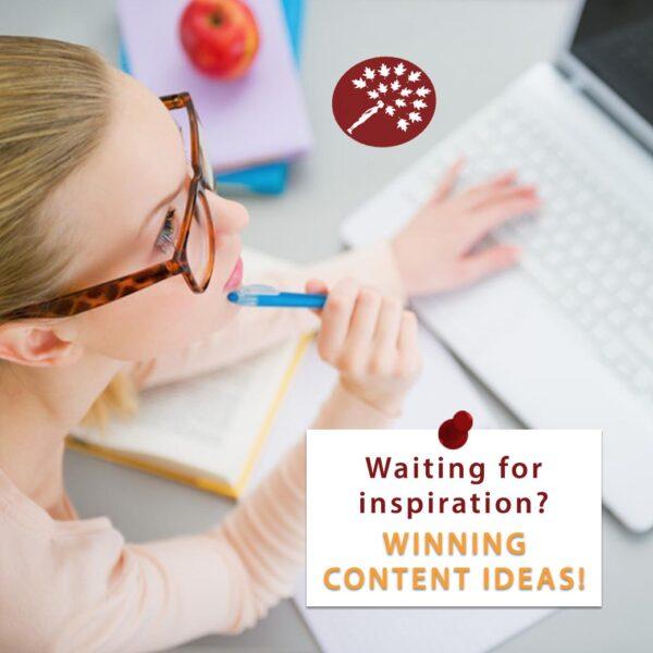 Content Organizer & Copywriter