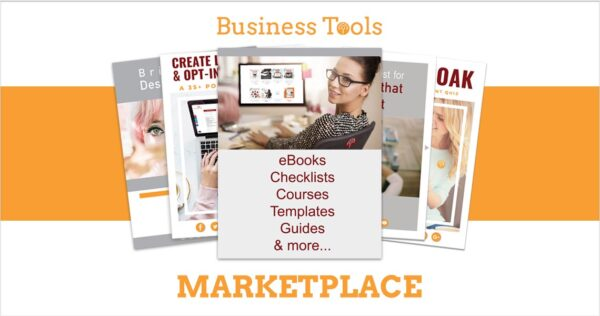 Business Tools and freebies. Digital Products Marketplace on Maroon Oak