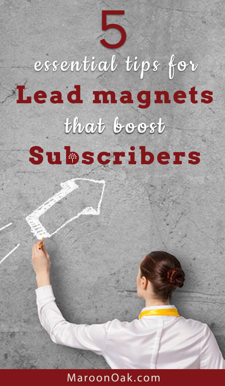 5 Tips for creating lead magnets that skyrocket your email list