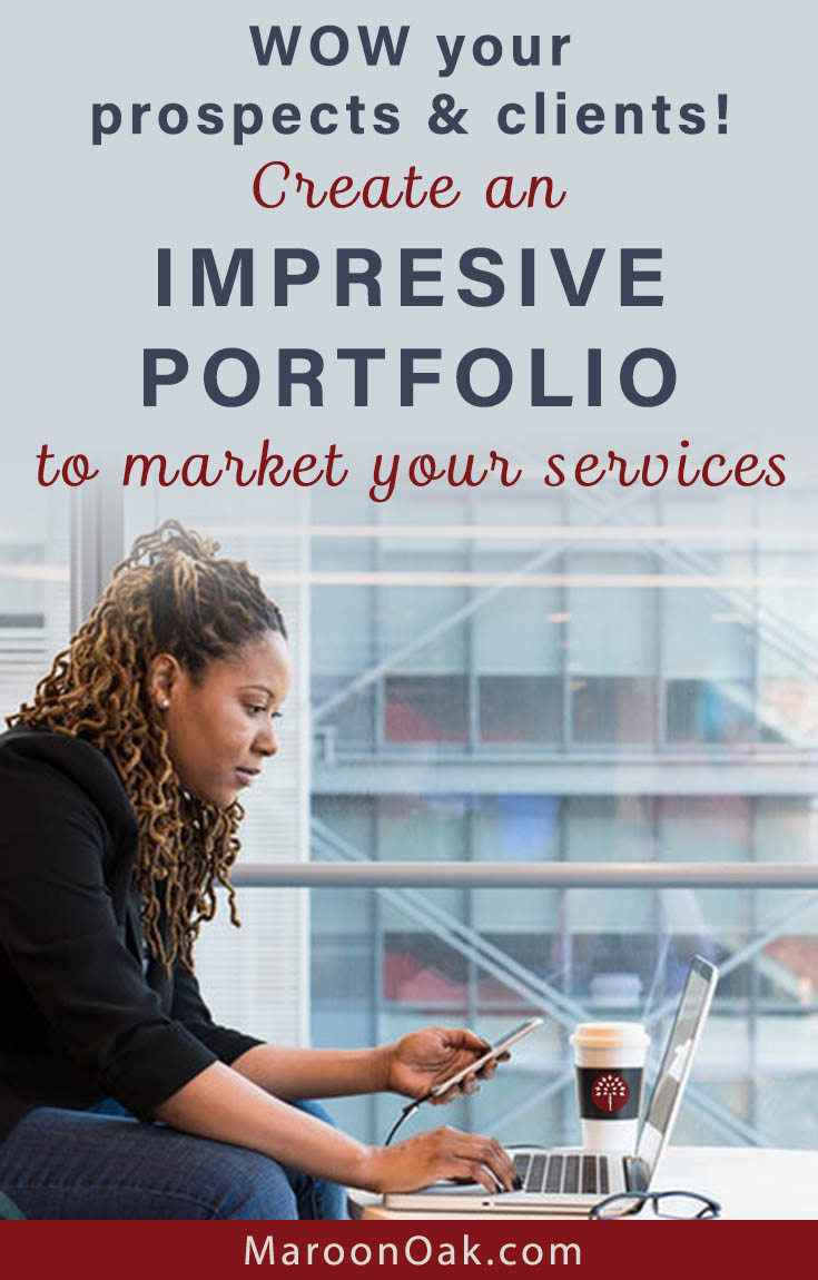 If your work is great, let the world know it! Go beyond the visuals - learn the 10 ways to create an impressive portfolio online, to win the right clients.