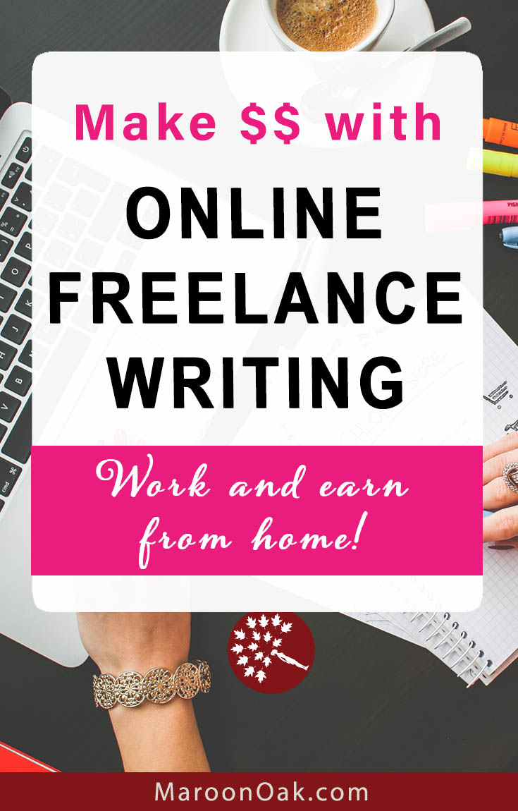 Writers have a lot of niche job options to choose from to stay at home and earn. Check out these 24 types of online freelance writing jobs & opportunities.