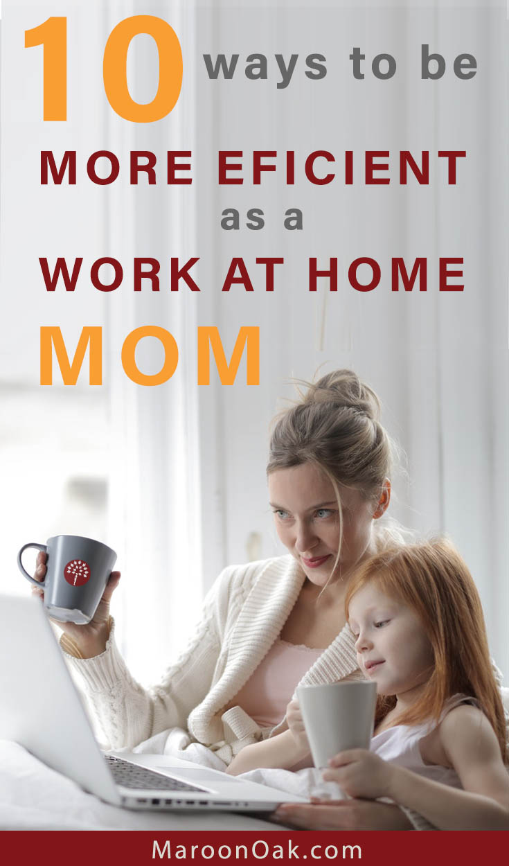The balance is often crazy and always dynamic for Moms! But what needs your focus and what can wait? Read the lessons I've learnt as a work at home mom.