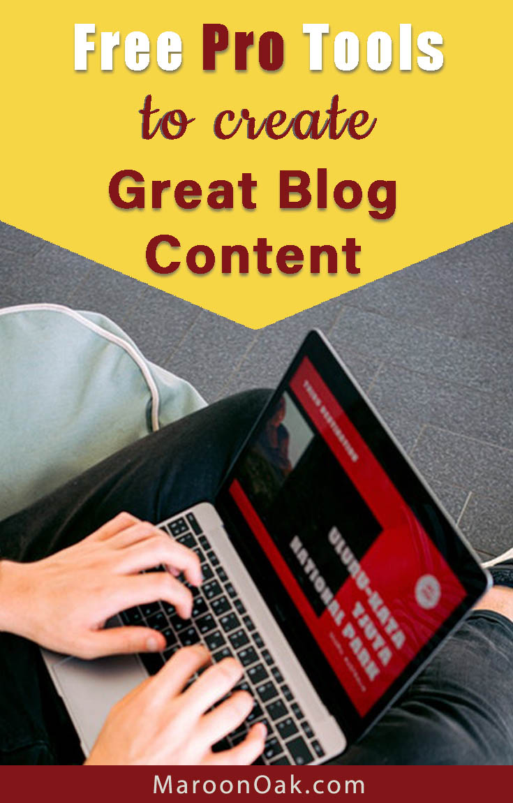 Create blogging content to build readership, monetize and convert, with these blogging tools and freebies - eBooks, Guides, Courses, Checklists and more!