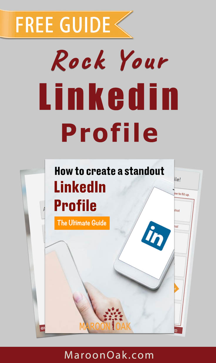 Be more visible, searchable and 'connectable' on Linkedin! Do you (and your business) want to show up higher on Google searches? Learn the secrets to a standout LinkedIn Profile  and how to create yours smartly and strategically!