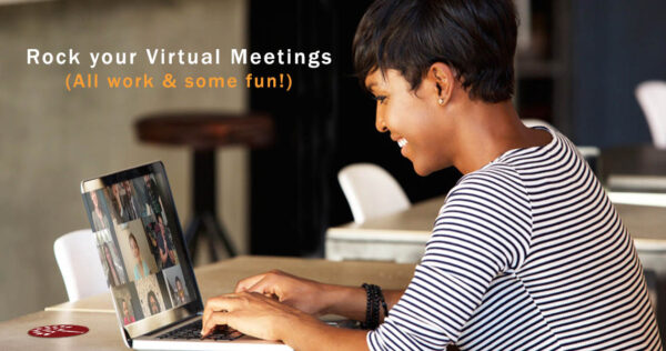 Virtual, not boring: 12 ways to engage clients in online meetings