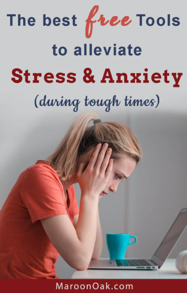 During tough times stress-relief is critical— especially for women. Staying positive during hard times, overcoming fear & stress, strengthening your mindset, and practicing self-care can all be really hard. It is possible though! Get going with these awesome wellness tools & freebies for a stress free YOU!