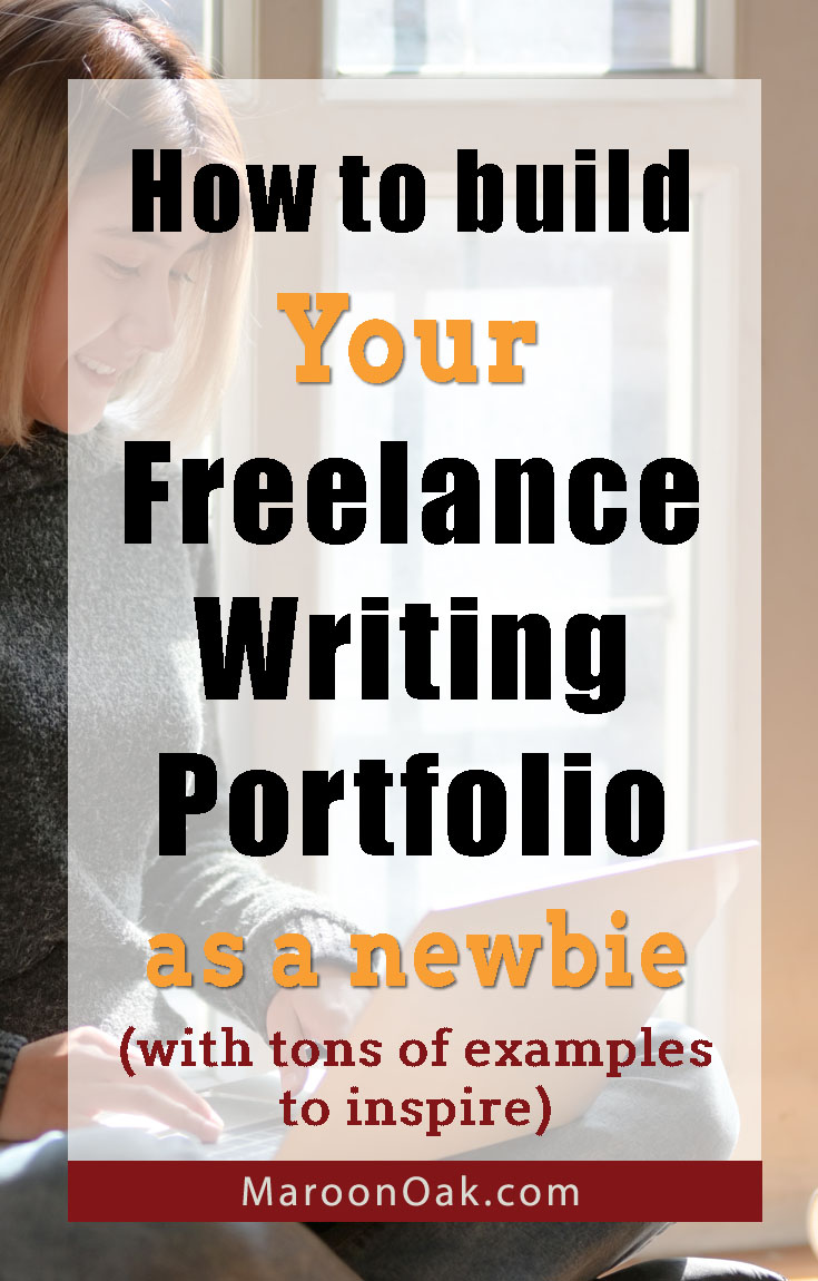 To find & hire you, clients need to see proof of your work. Get in-depth tips on how to build your freelance writing portfolio as a newbie (+12 examples).