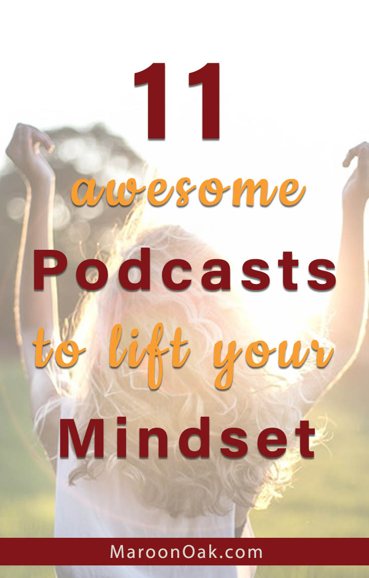 Podcasts equip you with new tools, plant seeds for new ideas and help you grow - a learner's mindset is all you need.