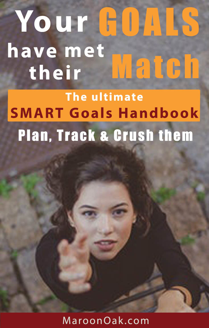 Are you setting goals but struggling with them? Need help in breaking them down or examples to guide you? Try this Ultimate Goal Setting Handbook. This eBook has everything you need to accomplish what's on your list. Get SMART Goals Templates, Worksheets and tons of Examples for your business and work! Don't miss this Epic Bundle! #howtosetgoals #goalsquotes #goalplanning #goalsetting