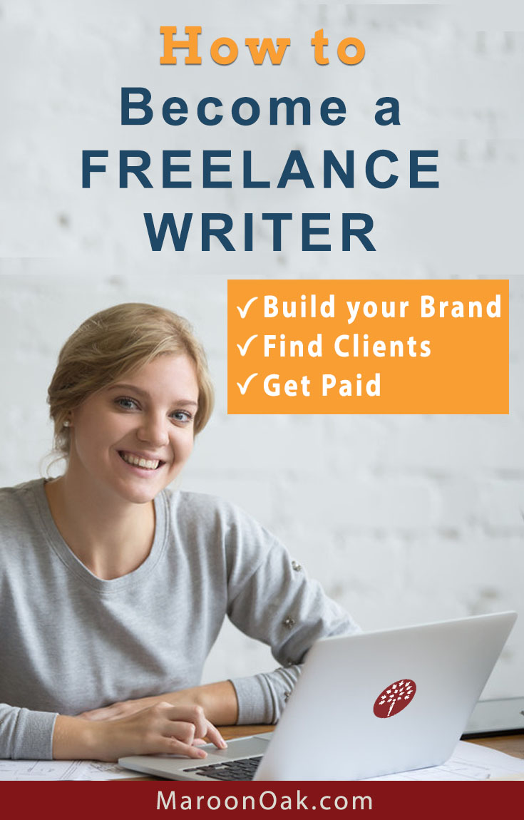 Create a thriving career & find jobs as a writer with quality work and a business mindset. Learn the top ways on how to be a writer and start freelance writing now! #freelancewriting #freelancer #freelancewritingforbeginners