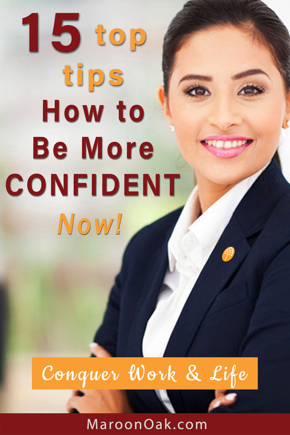 Does your lack of confidence hamper your success? Are you wondering how to be more confident at work or home? Let your self-belief be your greatest asset! These 15 awesome ways can guide you on your journey!