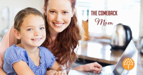 After a Hiatus – The Comeback Mom