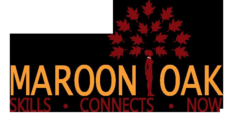 Maroon Oak