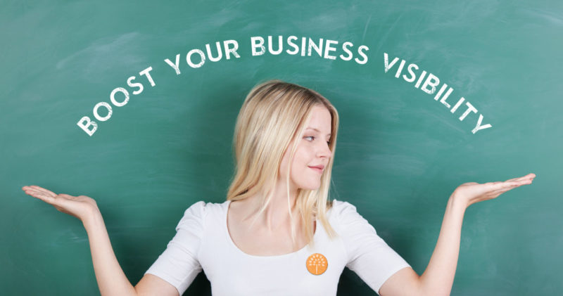 Boost Visibility for your Business