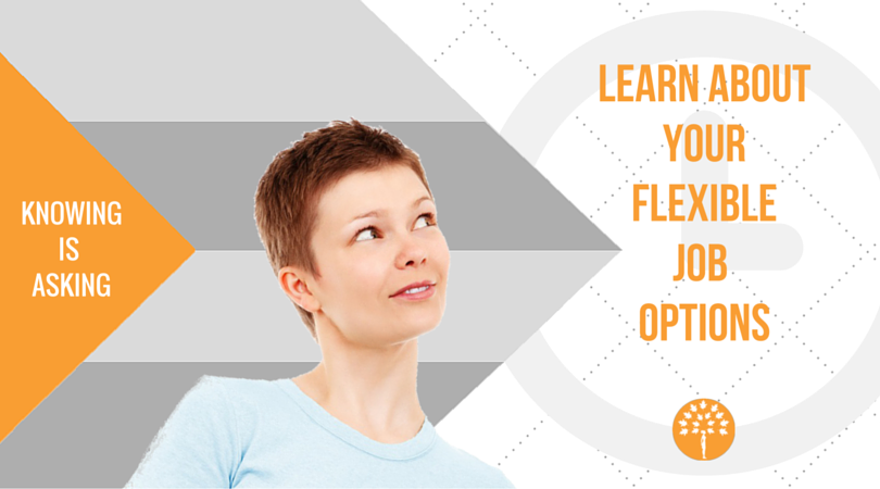 Learn about your options for Flexible Jobs