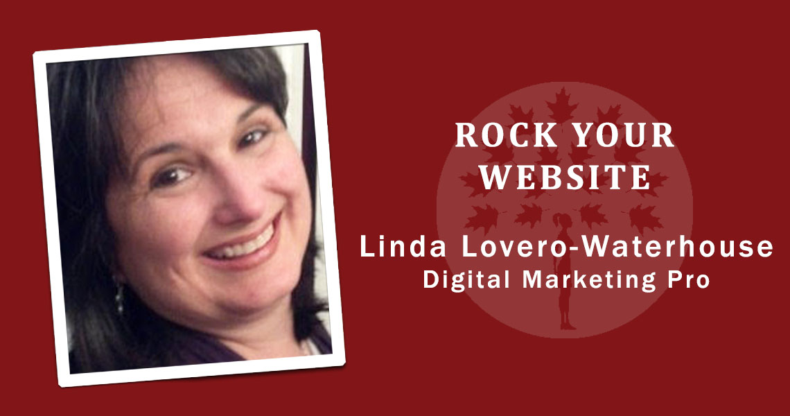 Tips for rocking your website by Linda