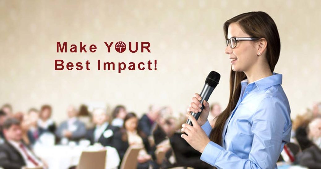 No more jitters: Public Speaking with confidence