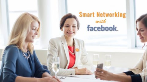6 Strategies to Enrich your In-person Networking with Facebook