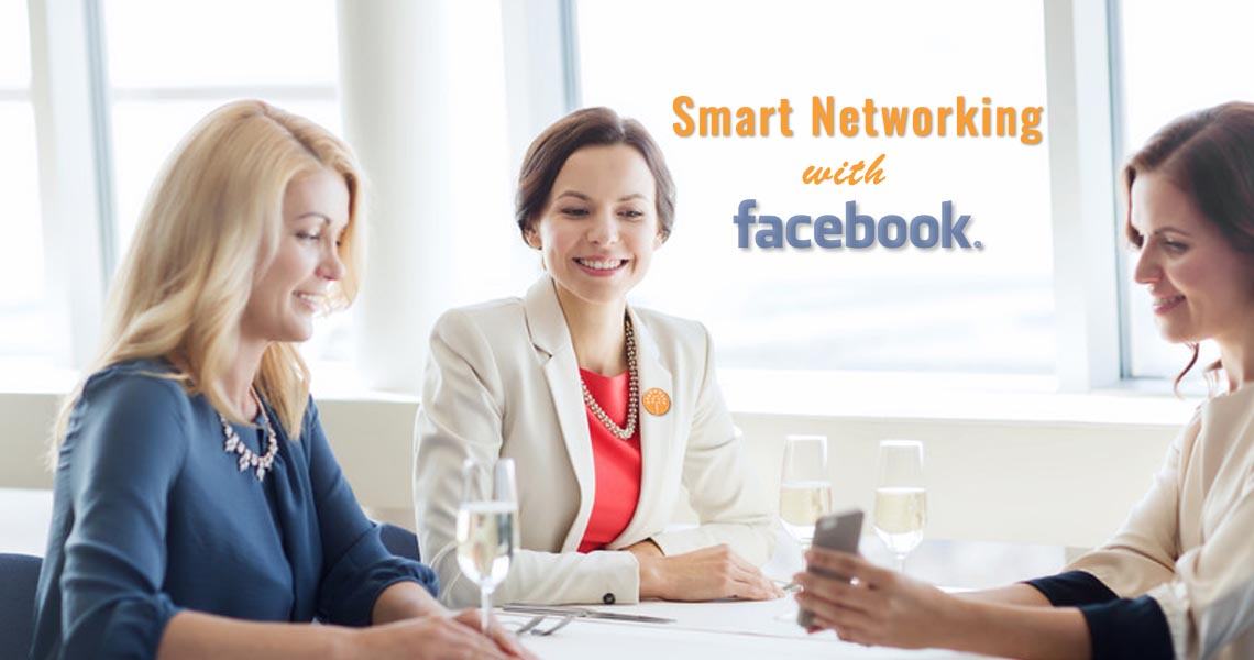 Enrich your Networking with Facebook