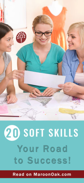 How strong are your Soft Skills? Do you communicate well, work with others effectively and self regulate where needed? Assess yourself on these 20 skillsets.
