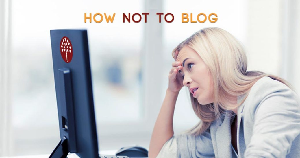 15 mistakes that are costing your blog