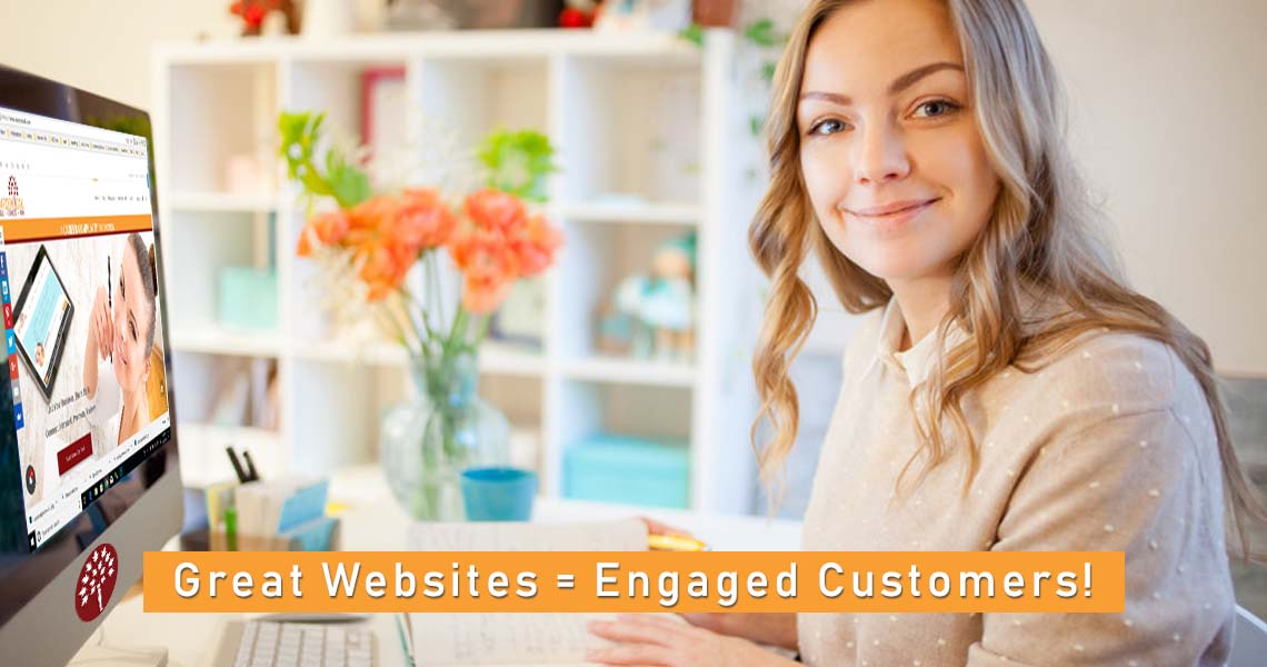 How to design a small business website your customers love