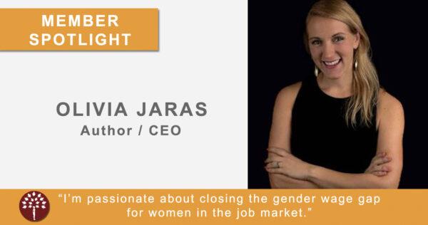 Member Spotlight - Olivia Jaras