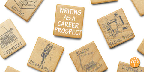 Writing as a Career Prospect