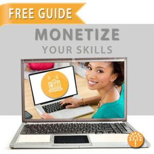 Make money from your skills! our Free guide to learn about the multiple platforms that let you sell your products and services or teach remotely, in your own time with little or no investment.