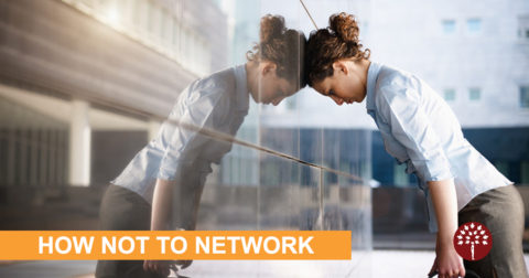 Are You Making these 5 Networking Mistakes?
