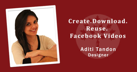 Download Facebook Videos to Reuse Content