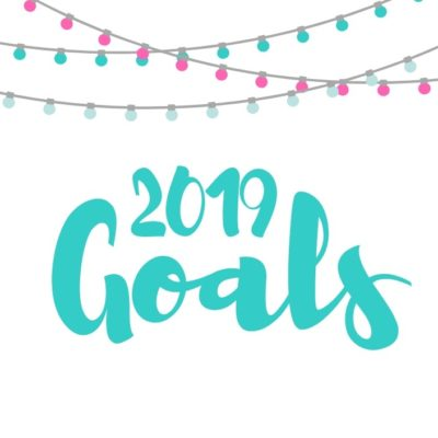 Master the art of goal setting with this printable goals planner!