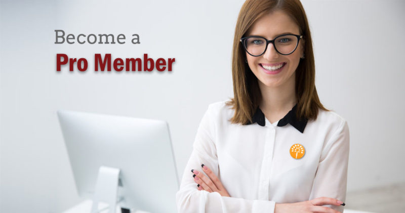 become a pro member