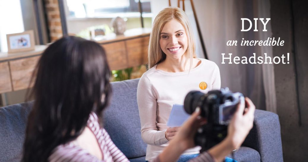7 tips to DIY a professional headshot