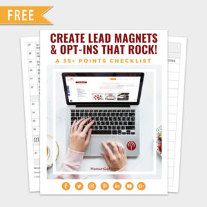 Checklist on Lead Magnets that Rock
