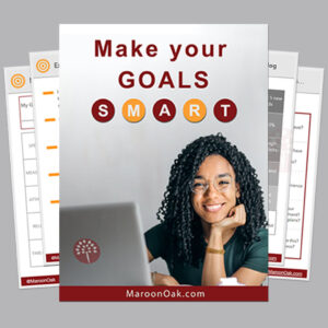 Are you setting goals but struggling with them? Need help in breaking them down?