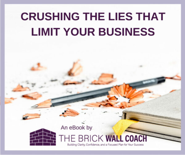Crushing the lies that limit your business - business tools and freebies